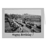Tarjeta de cumpleaños - Glasgow