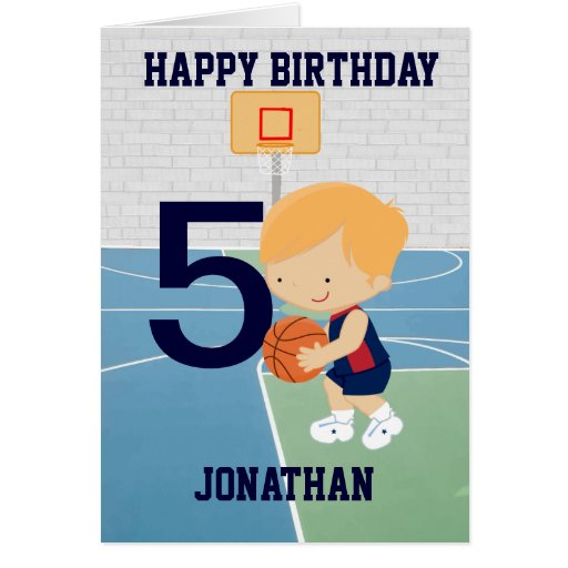 Tarjeta de cumpleaños linda personalizada del balo