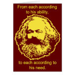 Tarjeta de cumpleaños marxista