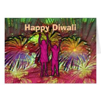 Tarjeta de Diwali Celebration2