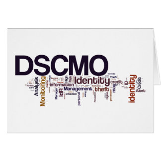 Tarjeta de DSCMO