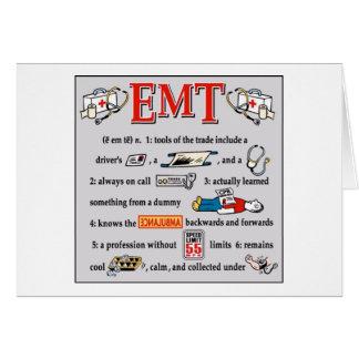 Tarjeta de EMT