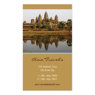 Tarjeta de encargo del perfil de la foto de Camboy Tarjeta De Visita