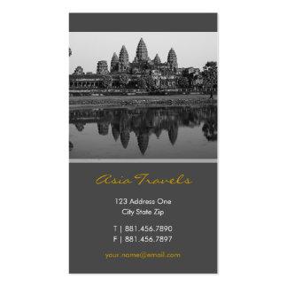 Tarjeta de encargo del perfil de la foto de Camboy Tarjetas Personales