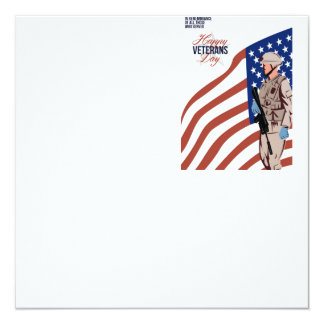"""Tarjeta de felicitación americana moderna del invitación 5.25"""" x 5.25"""""""