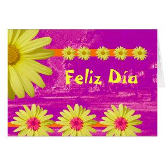Tarjeta de Felicitación Card