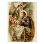 Tarjeta de felicitación (cita): Natividad de San