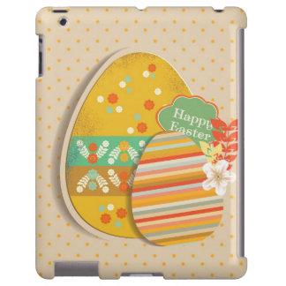 Tarjeta de felicitación con símbolo del huevo de P