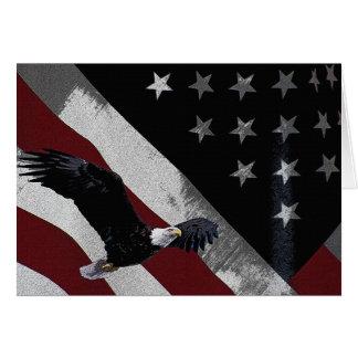 Tarjeta de felicitación de American Eagle
