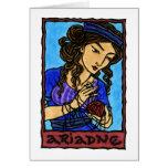Tarjeta de felicitación de Ariadne