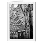 Tarjeta de felicitación de Catedral del La