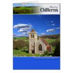 Tarjeta de felicitación de Chilterns