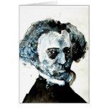 Tarjeta de felicitación de la música clásica - Ber
