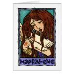 Tarjeta de felicitación de Maria Magdalena