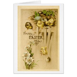 Tarjeta de felicitación de Pascua (1911)