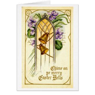Tarjeta de felicitación de Pascua (1913)