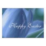 Tarjeta de felicitación de Pascua Notecard (día de