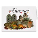 Tarjeta de felicitación de Shavuot