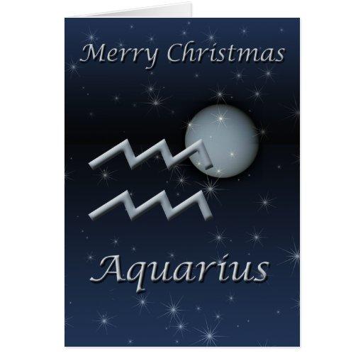 Tarjeta de felicitación del navidad de Urano del a