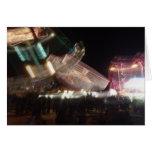 Tarjeta de felicitación lenta del carnaval del obt
