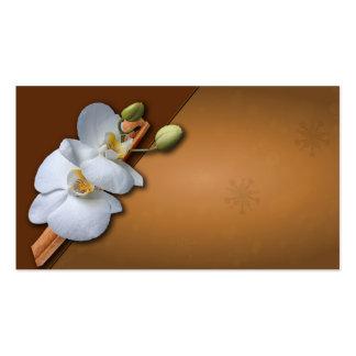 tarjeta de felicitación sazonada plantillas de tarjeta de negocio