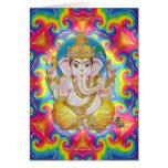 Tarjeta de felicitaciones de Ganesh