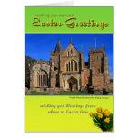 Tarjeta de felicitaciones de Ottery St Mary Pascua