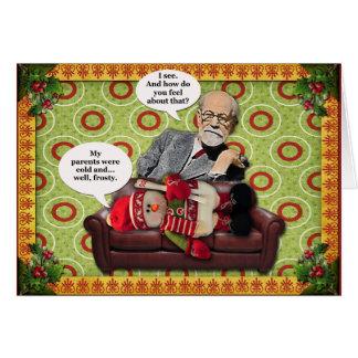 Tarjeta de Freud