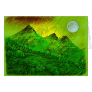Tarjeta de Himalaya