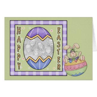 Tarjeta de imagen de Pascua