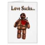 Tarjeta de la Anti-Tarjeta del día de San Valentín