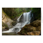 Tarjeta de la cascada de Vermont