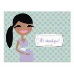 tarjeta de la cita de la mamá 311-Sweet Tarjetas Postales