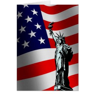 Tarjeta de la ciudadanía de la libertad