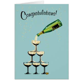 Browse the Congratulations Cards Collection and personalize by color, design, or style.
