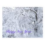 Tarjeta de la Feliz Año Nuevo Postales