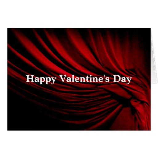 Tarjeta de la foto del el día de San Valentín