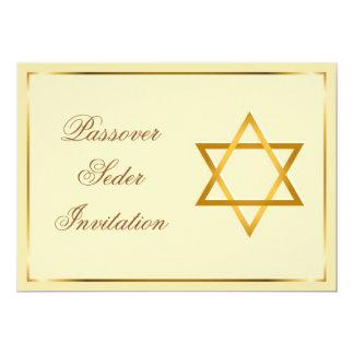 Tarjeta de la invitación de la celebración del invitación 12,7 x 17,8 cm
