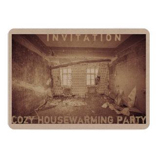 Tarjeta de la invitación para un invitación 12,7 x 17,8 cm
