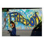 Tarjeta de la libertad