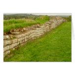 Tarjeta de la pared de Hadrian