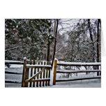 Tarjeta de la puerta Nevado