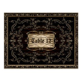 Tarjeta de la tabla de TriompheL Spinoza Postales