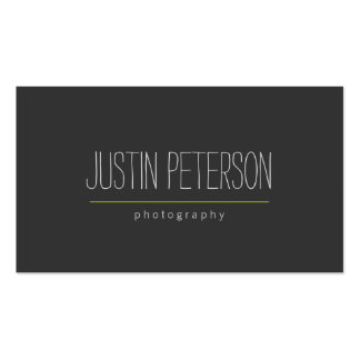 Tarjeta de la visita del fotógrafo manuscrito del tarjetas de visita