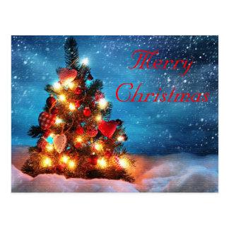 Tarjeta de las Felices Navidad Postales