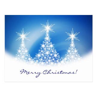 Tarjeta de las Felices Navidad Tarjetas Postales