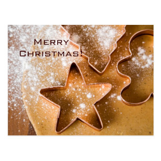 Tarjeta de las Felices Navidad Postal