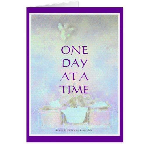 Tarjeta de las violetas del ángel de ODAT