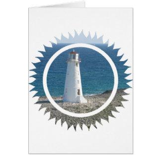 Tarjeta de Lighthouse Design