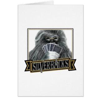 Tarjeta de los Silverbacks